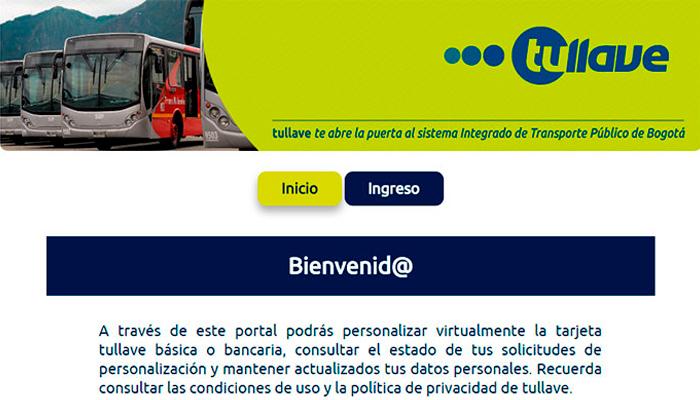 0aa6b759a74 Comunicado: Con un clic usuarios podrán personalizar tarjeta tullave