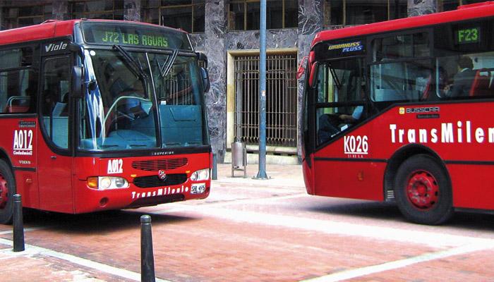 TransMilenios por el eje ambiental