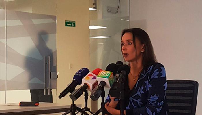 María Consuelo Araújo, Gerente General de TRANSMILENIO
