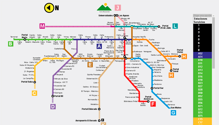 Conoce Nuestro Nuevo Mapa Interactivo