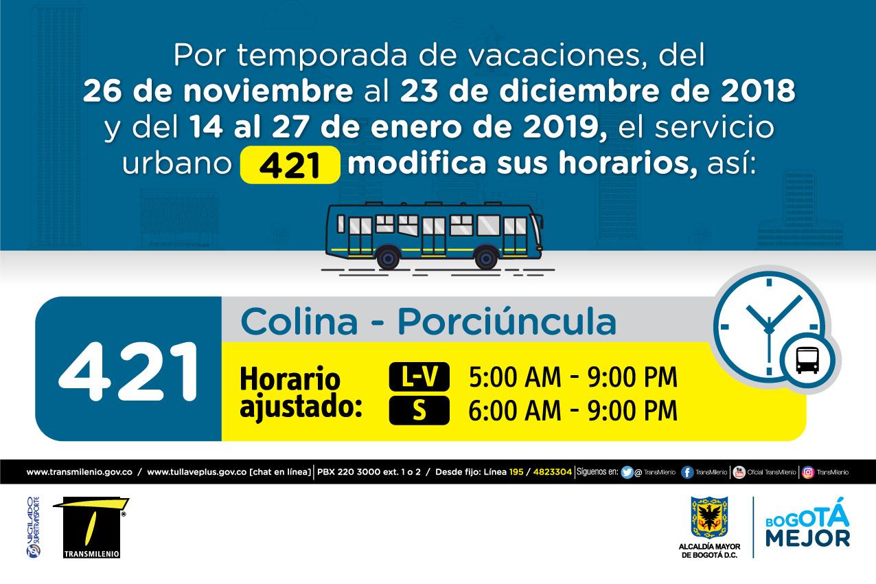 Horario ruta 13 de Lunes a viernes 5:00 AM - 9:00 PM, Sábado 4:00 AM - 9:00 PM