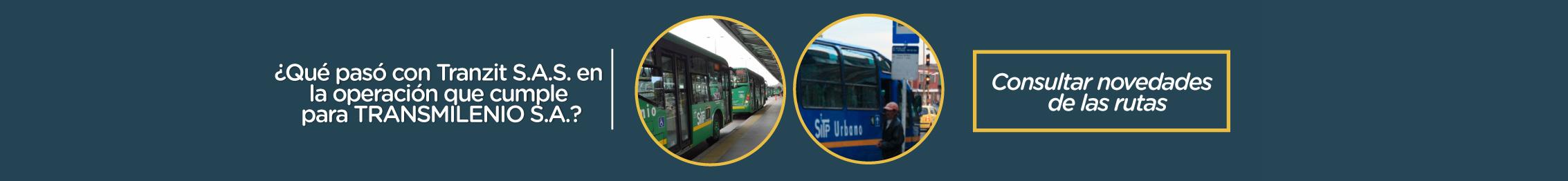 Eres usuario de las rutas 72, 112A, E57, 172, 189, 83, tienen novedad
