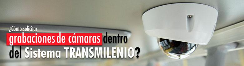 """Solicitud de permisos para grabar en el Sistema TransMilenio. Categoría crónicas """"SmartFilms®"""