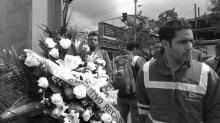 Muerte de Leonardo Licht Hoyos en Transmilenio  por hacer su trabajo