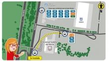 el paradero  Estación Terminal ubicado sobre la autopista se traslada a la CL 193  (frente al parqueadero de la terminal), con las rutas : 2-212, 781 y 782