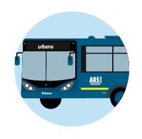 Bus zonal