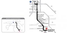 Mapa del servicio 5