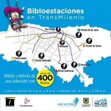 Mapa Bibloestaciones