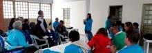 Imagen de personas participando en un foro  en Ciudad Bolívar-escuchamos a la ciudadanía