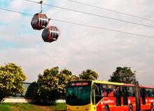 TransMiCable- TransMilenio