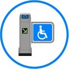 Acceso discapacidad