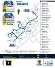 Nueva ruta T56