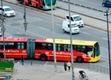 TransMilenios sistemas limpios
