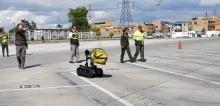 10-Robot rumbo al explosivo