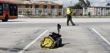 9-Robot rumbo al explosivo