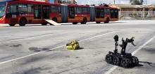 8-Robot rumbo al explosivo