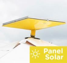 panel solar destacado