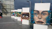 Obras del corredor artísticos