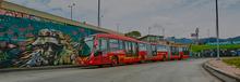 Bus nuevo-TransMilenio