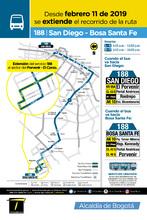 Afiche ruta 188