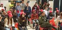 Hackathon por la seguridad y la cultura grandes invitados