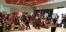 Hackathon36movil en el Centro ATICO-Bogotá
