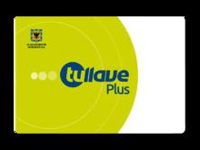 Medio de pago tarjeta Tullave