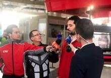 Director de Tic de TransMilenio atendiendo los medios