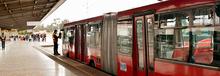 TransMilenio en Plataforma