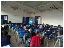 Gestión Social en colegios de la ciudad de Bogotá