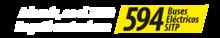 Buses-eléctricos 594 SITP