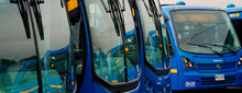 Buses urbanos Transzit
