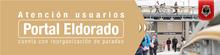 Portal Eldorado redistribuye  parada de servicios troncales