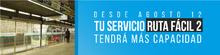 Reorganización de paradas para algunas estaciones de TransMilenio