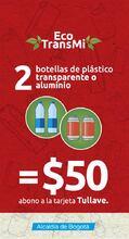 Canjea- 2 botellas por 50 pesos para tu recarga