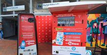 EcoBox y TransMilenio se asocian para recarga de pasajes - Maquinas