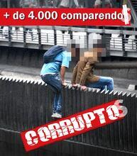 Comparandos por colarse en TransMilenio