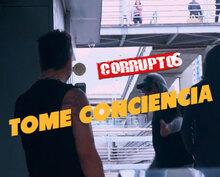 Tome conciencia y pague el pasaje de TransMilenio