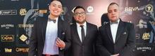 ganadores en la gala smartfilm