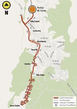 Modificación de la ruta 3-10 Usme-Centro