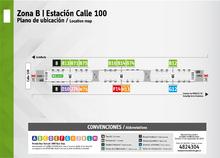 Estación Calle 100 actualizado 2019