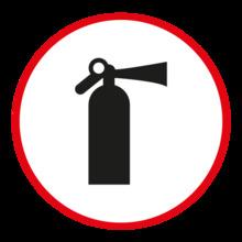 Extintor, elemento importante en caso de incendio