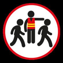 Seguir indicaciones del personal de TrasMilenio