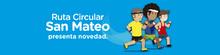 Ruta Circular presenta  novedad temporal por carrera Atlética