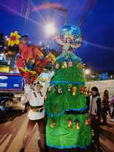 Muestra artísticas en ciudad bolívar en el marco de los carnavales 2019