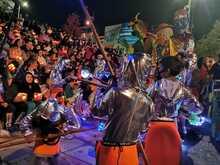 Ciudad bolívar en el marco de los carnavales TransMiCable 2019