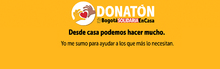 Donatón #BogotáSolidariaEnCasa