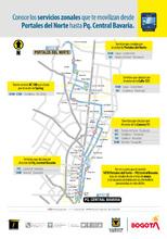 Alternativas para reemplazar la ruta-107B