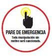 Pare de emergencia
