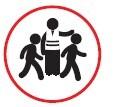 No inicie una evacuación hasta que el personal lo indique